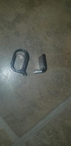 Old Broken Bracket